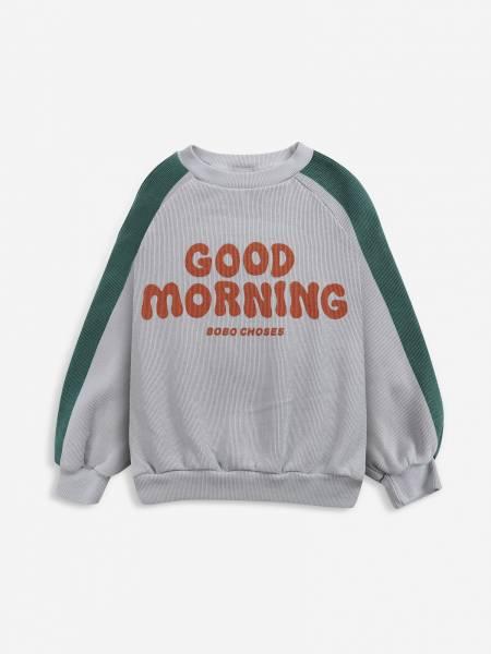 Sweatshirt Good Morning