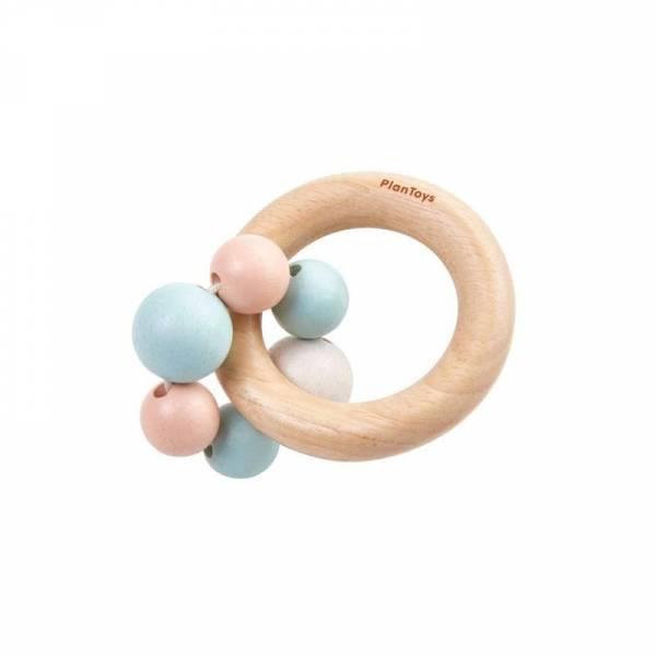Perlen-Rassel - Pastell