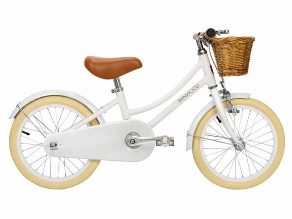 Classic Fahrrad - Weiß