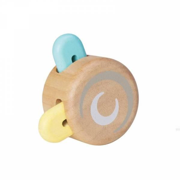 Krabbelspielzeug Kuck-Kuck - Pastell