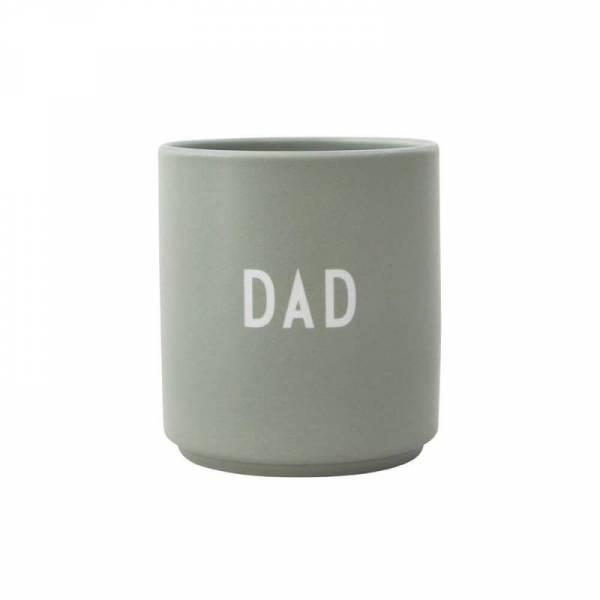 AJ Becher - Favorite cup - Dad