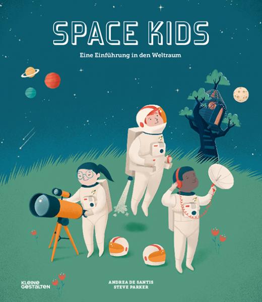 Kinderbuch Space Kids