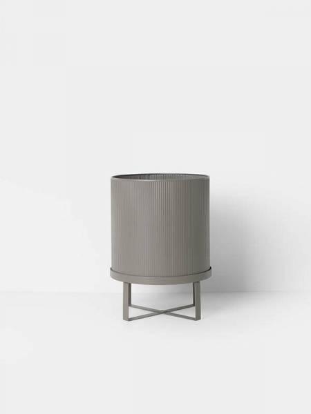 Übertopf Bau Pot warm grey large