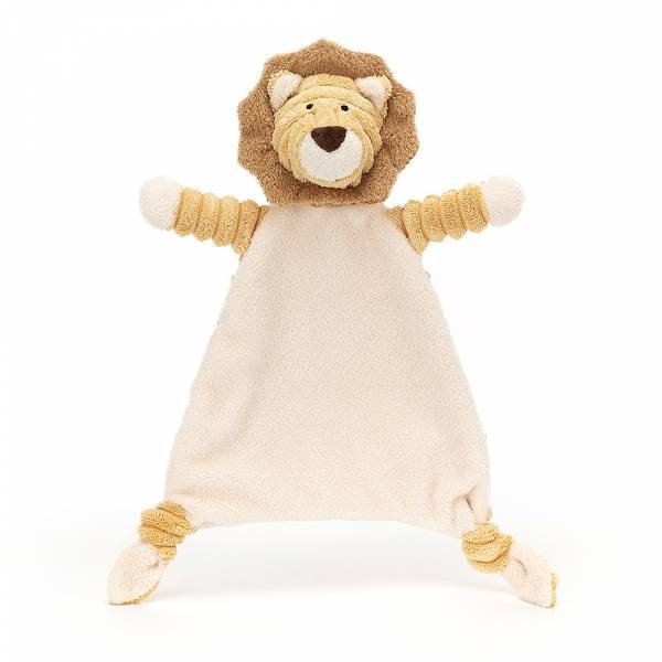Stofftier Cordy Roy Baby Lion Soother