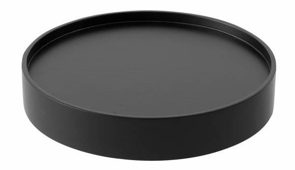 Drum Tablett - schwarz