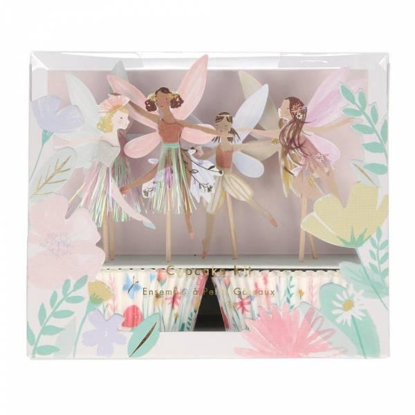 Feen Cupcake Kit