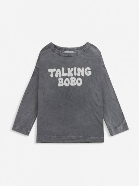 Long Sleeve Talking Bobo
