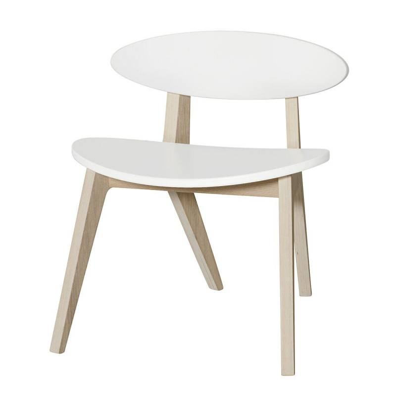 Stuhl Weiß Eiche   The Homey Design