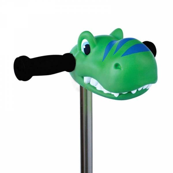 Scootaheadz Dino grün