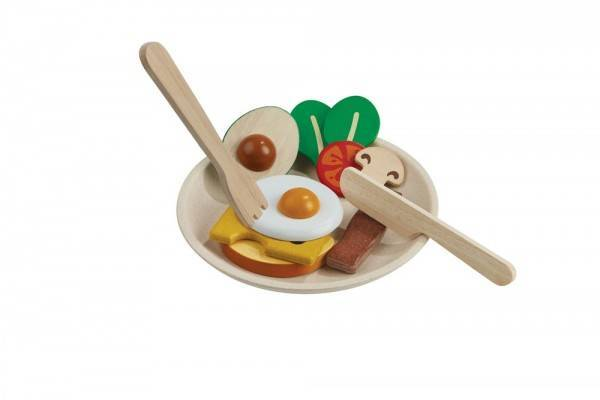 Frühstück-Set Spielset aus Holz