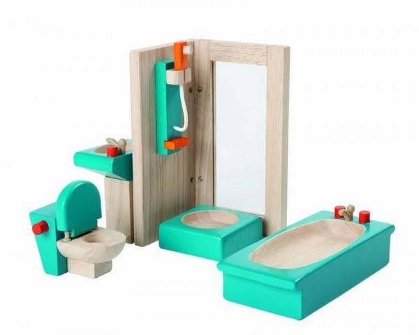 Puppenhausmöbel Badezimmer Neo
