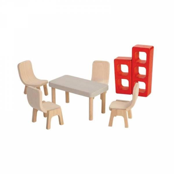 Puppenhausmöbel Esszimmer Neo