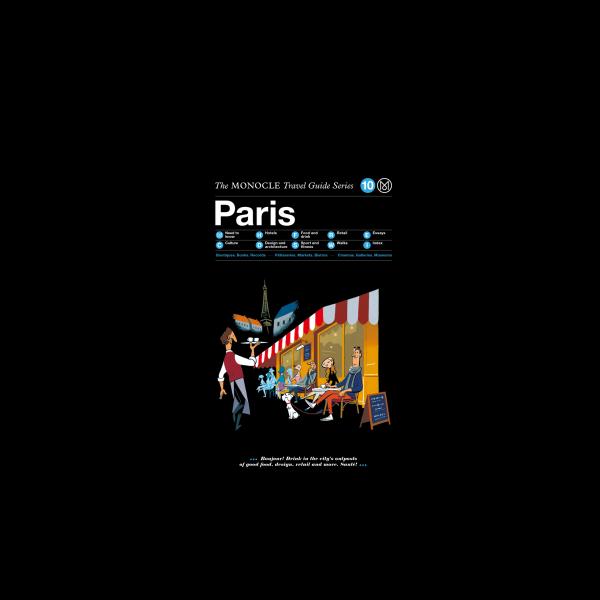 Buch Paris - The Monocle Travel Guide