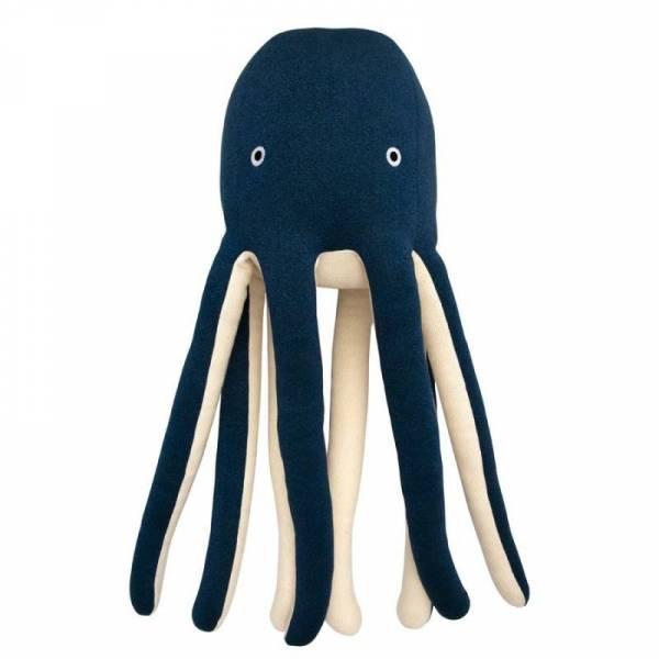 Cosmo Octopus - Kuscheltier gestrickt