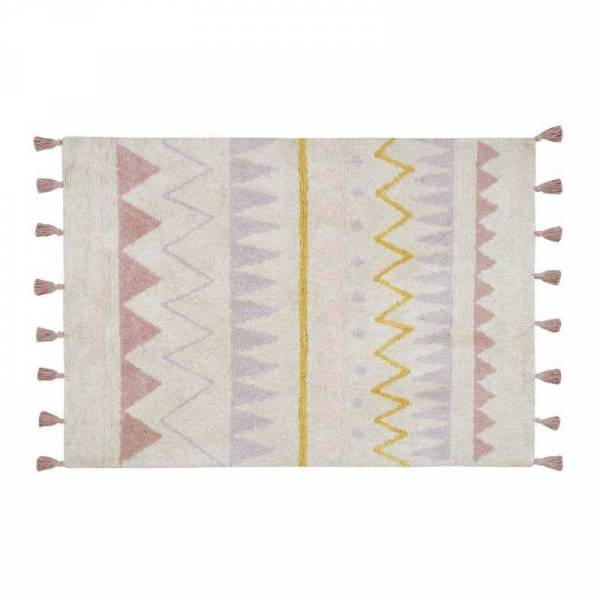 Teppich Azteca Vintage nude - gelb rose 120x160cm
