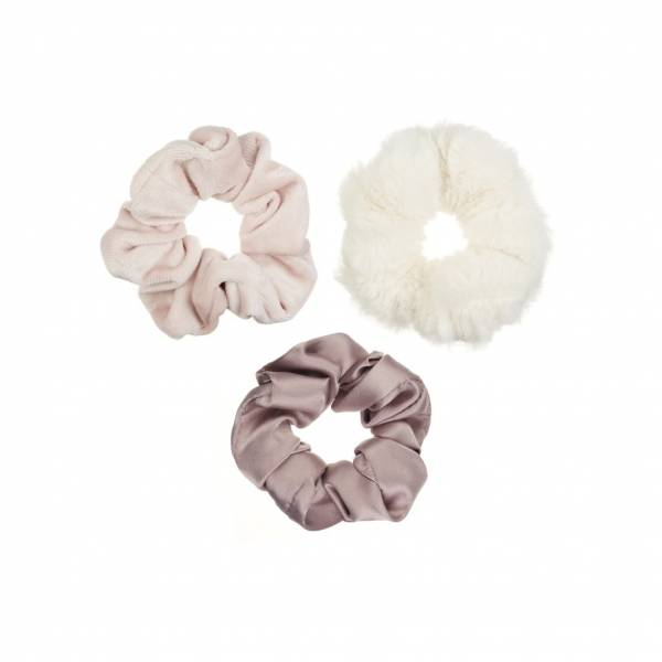 Luxe Scrunchie 3er-Set