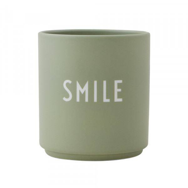 AJ Becher - Favourite cup - SMILE