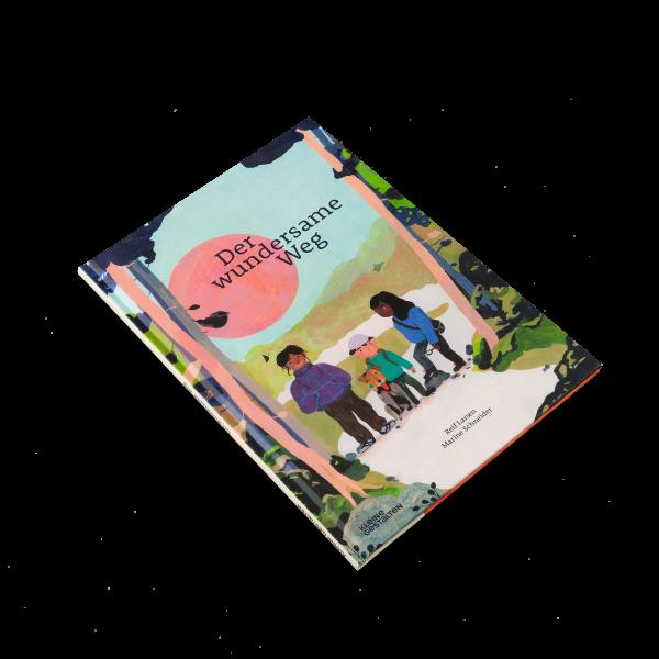 Kinderbuch Der wundersame Weg