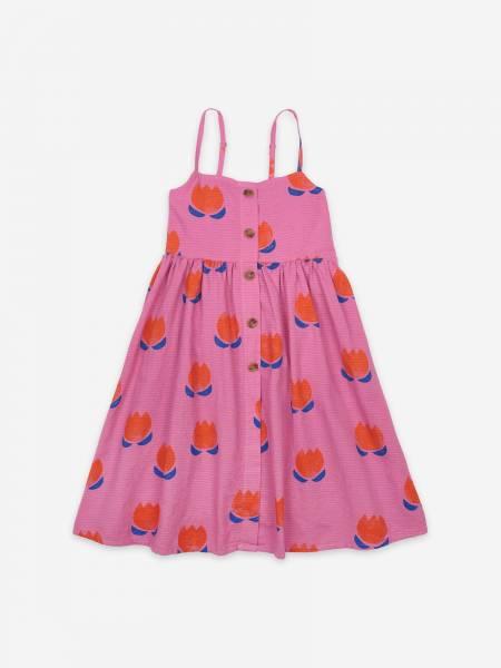 Kleid Chocolate Flowers