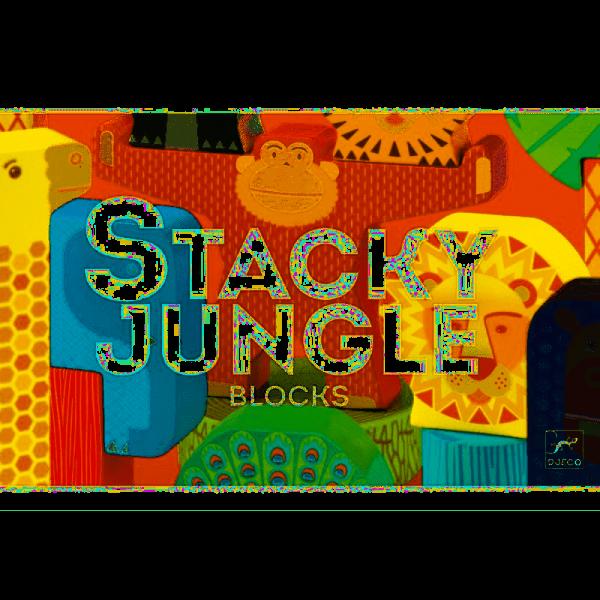 Bausteine Stacky Jungle