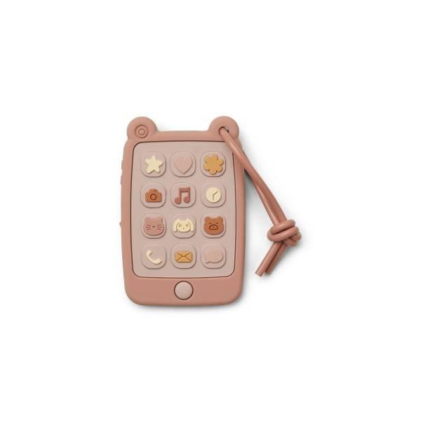 Spiel-Smartphone rose