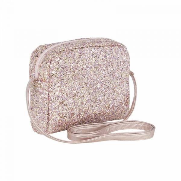 MIMI GLITTER CROSS BODY Tasche - Pink