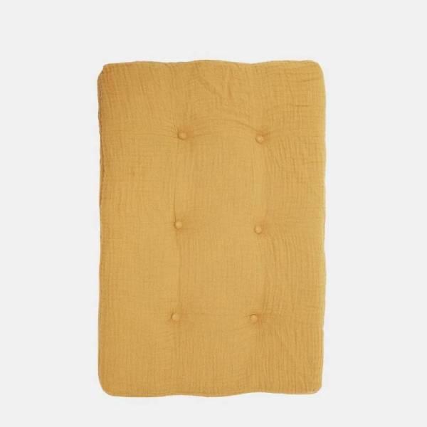 Matratze für Puppenwagen Stroller - mustard