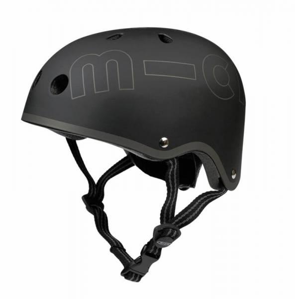 Helm schwarz matt, Gr. M (53-57 cm)