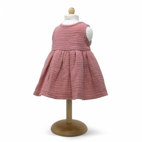 Kleid Old Rose 35cm