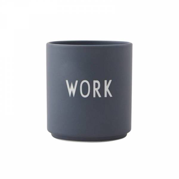 AJ Becher - Favourite Cup - WORK