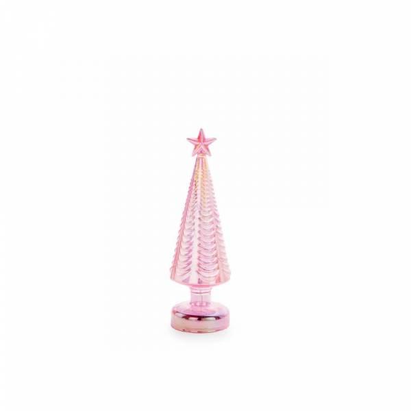 Tree LED Light - Pink Star