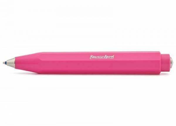 SKYLINE Sport Kugelschreiber - Pink