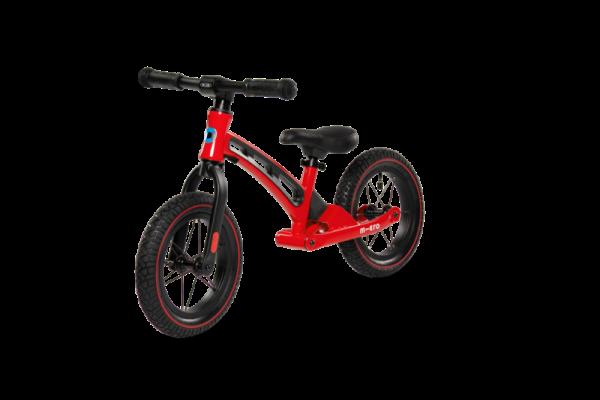 Laufrad - Micro Balance bike deluxe - rot