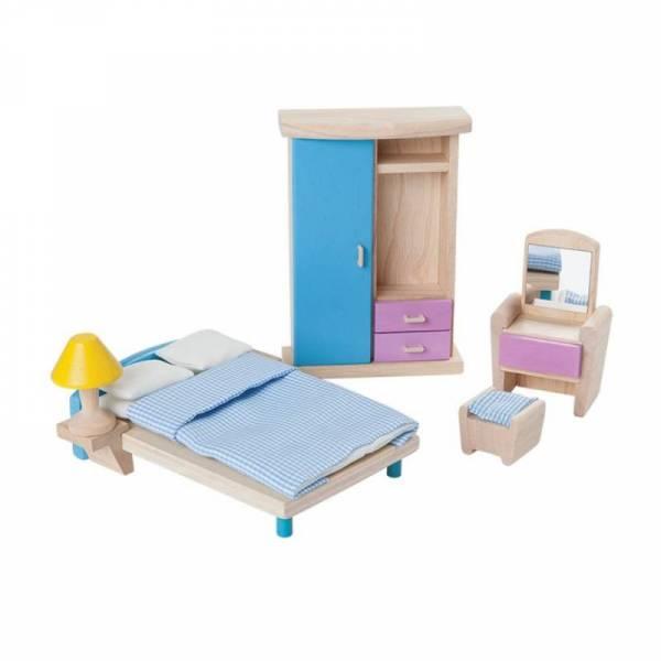 Puppenhausmöbel Schlafzimmer Neo