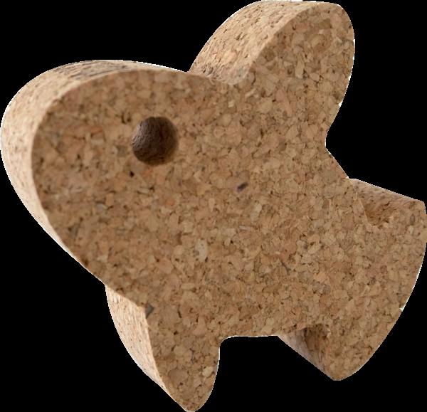 Fisch aus Kork