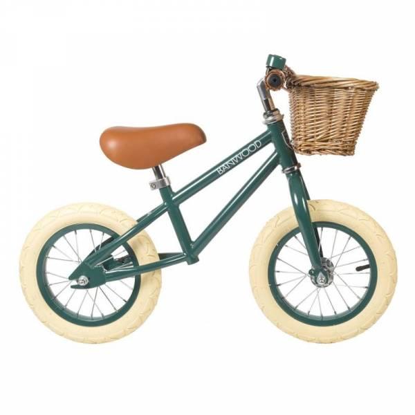Vintage Laufrad First Go! - Grün