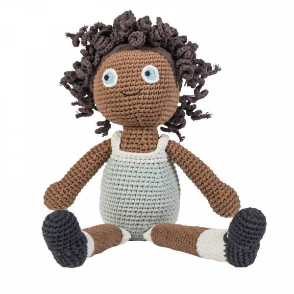 Häkel-Puppe Lilly