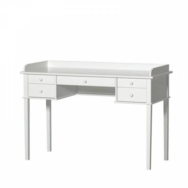 Seaside Schreibtisch, weiß