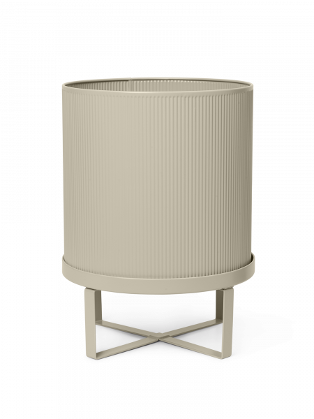 Übertopf Bau Pot cashmere large
