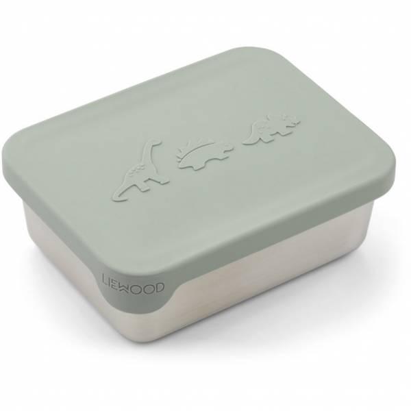 Snackbox Ako Dino dusty mint