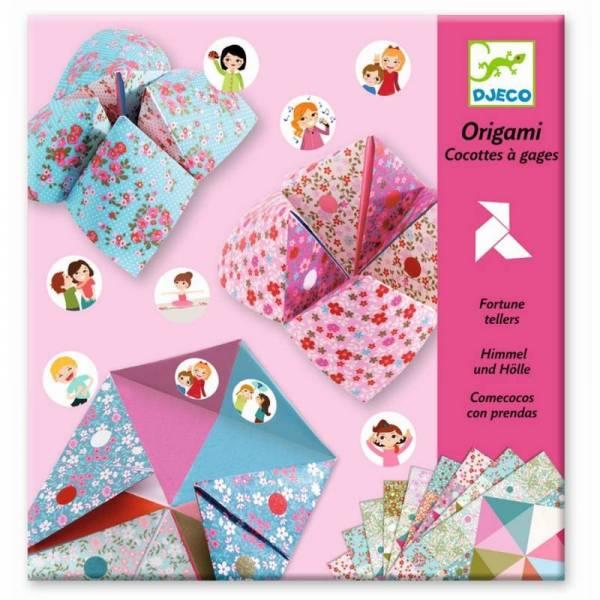 Origami: Himmel und Hölle