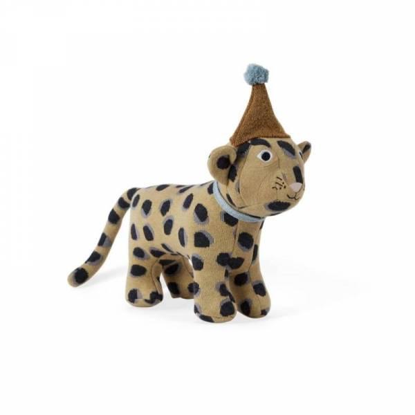 Strickkissen - Darling Cushion - Baby Elvis Leopard