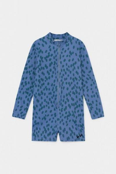 UV-Schwimmanzug - Animal Print Swim Playsuit - LSF50