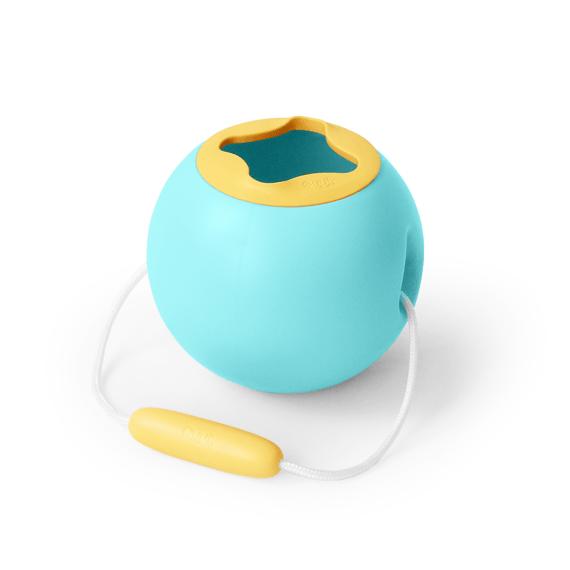 Sandspielzeug Wassereimer Mini Ballo banana blue