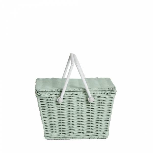 Piki mint - Picknickkorb für Kinder