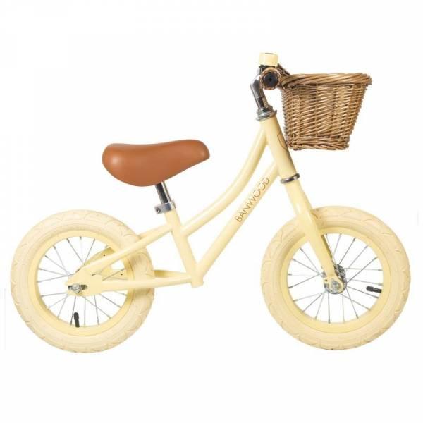 Vintage Laufrad First Go! - Creme