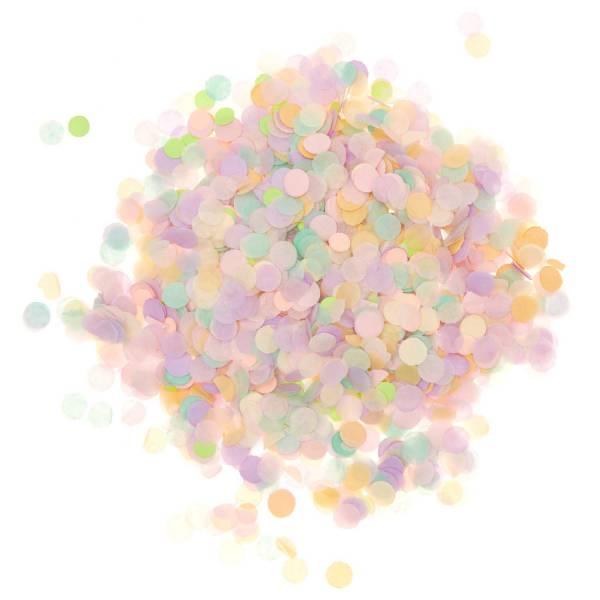 Konfetti Pastel Rainbow Mix 20g
