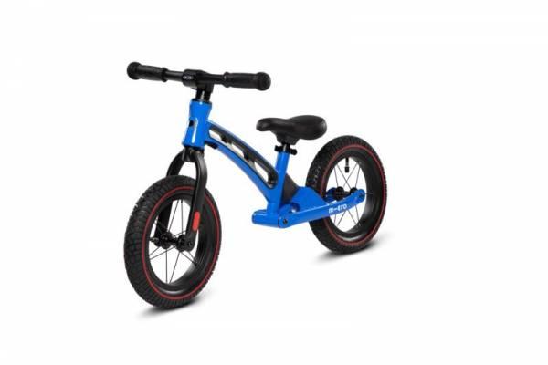 Laufrad - Micro Balance bike deluxe - blau