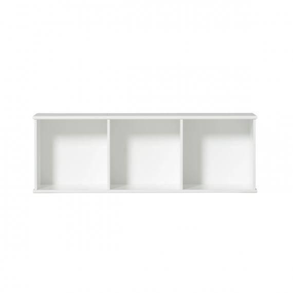 Wood Regal horizontal 3 x 1 zum Aufhängen