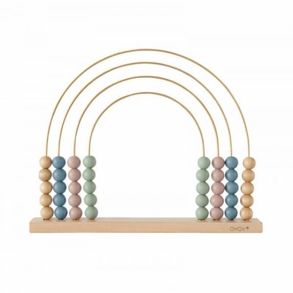 Rechenschieber - Abacus Rainbow